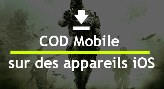COD Mobile sur iOS