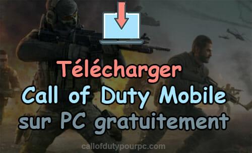 Call of duty mobile pour PC Téléchargement gratuit