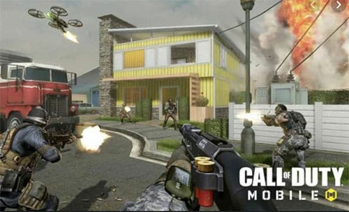 bombe nucléaire Call of Duty