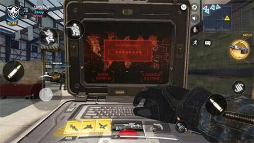 Comment lancer une bombe nucléaire dans Call of Duty Mobile?